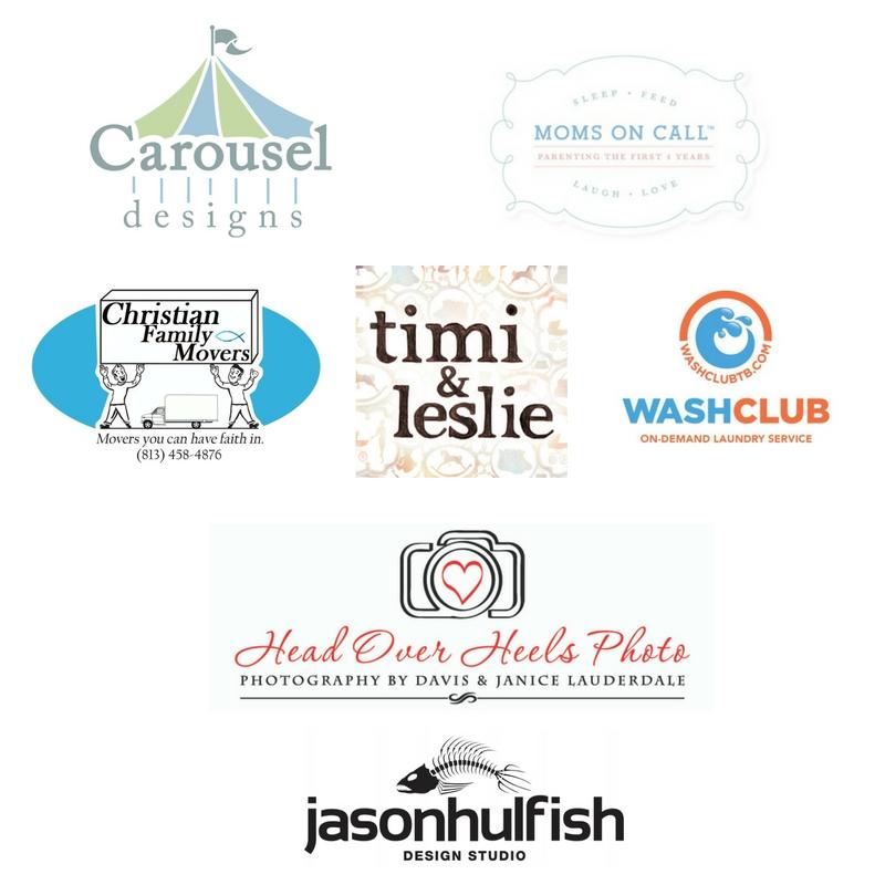 JIA shower sponsors